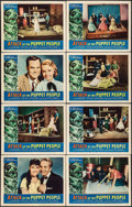 """Movie Posters:Science Fiction, Attack of the Puppet People (American International, 1958). LobbyCard Set of 8 (11"""" X 14""""). Science Fiction.. ... (Total: 8 Items)"""