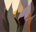Paintings, Deforrest Hale Judd (American, 1916-1993). Maguey, 1971. Acrylic on canvas. 38-3/4 x 42-3/4 inches (98.4 x 108.6 cm). Si...