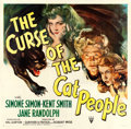 "Movie Posters:Horror, The Curse of the Cat People (RKO, 1944). Six Sheet (79"" X 81.5"")....."