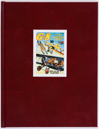 Pulp Cover Gallery Edition: The Spider; G-8 and His Battle Aces; Operator #5 Limited, Numbered, Leatherbound, Hardcover...