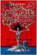 Memorabilia:Poster, Ten Years After/Country Weather at Fillmore West Lee Conklin PosterFirst Printing (Bill Graham, 1968) Condition: VF/NM....