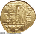 Colombia: , Colombia: Felipe V gold 2 Escudos ND (1700-46), KM17, AU50 NGC, bold details on both sides but with most critical details missing. The...