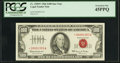 Small Size:Legal Tender Notes, Fr. 1550* $100 1966 Legal Tender Note. PCGS Extremely Fine 45PPQ.. ...