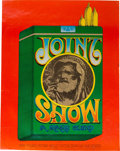 Music Memorabilia:Posters, Joint Show Moore Gallery Poster AOR-2.347 (1967). ...