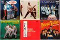 Music Memorabilia:Recordings, Rockin' R&B LP Group (Various, 1950s/60s).... (Total: 6 )