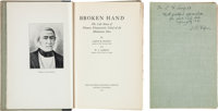 LeRoy R. Hafen and W. J. Ghent. Broken Hand. The Life Story of Thomas Fitzpatrick