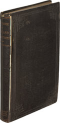 Books:Travels & Voyages, Randolph B. Marcy. The Prairie Traveller, A Hand-Book for Overland Expeditions. London: 1863....