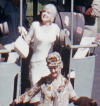 """A Marilyn Monroe Never-Before-Seen Film from the Set of """"Some Like It Hot,"""" September, 1958"""
