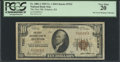 National Bank Notes:Kansas, Delphos, KS - $10 1929 Ty. 1 The First NB Ch. # 7532. ...