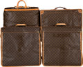"Luxury Accessories:Travel/Trunks, Louis Vuitton Set of Four; Classic Monogram Canvas Travel Bags.Good to Very Good Condition. 26"" Width x 20"" Height x 9"" D...(Total: 4 Items)"