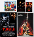 Memorabilia:Poster, Conan-Related Posters Group of 16 (1980s-2000s).... (Total: 16Items)