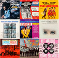 Music Memorabilia:Recordings, Group Of Soul And R&B LPs (1960s).... (Total: 9 )
