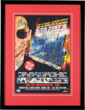 Music Memorabilia:Autographs and Signed Items, Various Artists - David Guest's Al-Star Soul Spectacular SignedPoster (2006)....