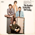 "Music Memorabilia:Recordings, Beatles Yesterday and Today Second State ""Butcher Cover""Mono LP (Capitol T-2553, 1966). ..."