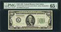 Small Size:Federal Reserve Notes, Fr. 2152-K $100 1934 Federal Reserve Note. PMG Gem Uncirculated 65 EPQ.. ...