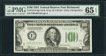 Small Size:Federal Reserve Notes, Fr. 2152-E $100 1934 Federal Reserve Note. PMG Gem Uncirculated 65 EPQ.. ...