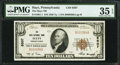National Bank Notes:Pennsylvania, Hays, PA - $10 1929 Ty. 1 The Hays NB Ch. # 6507. ...