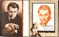 "Movie Posters:Miscellaneous, RKO Exhibitor Books (RKO, 1940-1941 & 1941-1942). Spiral BoundExhibitor Books (2) (11.5"" X 14.25"").. ... (Total: 2 Items)"