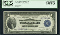Fr. 737 $1 1918 Federal Reserve Bank Note PCGS Choice About New 55PPQ