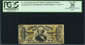 Fractional Currency:Third Issue, Fr. 1336 50¢ Third Issue Spinner PCGS Apparent Very Fine 30.. ...