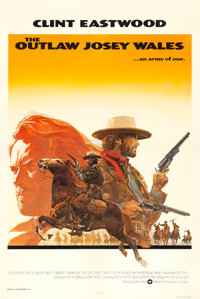 """The Outlaw Josey Wales (Warner Brothers, 1976). International One Sheet (27"""" X 41"""")"""