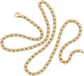 Estate Jewelry:Necklaces, Gold Necklace, Van Cleef & Arpels, French. ...