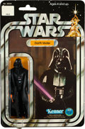 "Movie Posters:Science Fiction, Star Wars (Kenner, 1978). Action Figure (1.25"" X 4.25"") on 20 BackCard (6"" X 9"") ""Darth Vader."". ..."