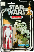 "Movie Posters:Science Fiction, Star Wars (Kenner, 1978). Action Figure (1.25"" X 3.75"") on 20 BackCard (6"" X 9"") ""Stormtrooper."". ..."