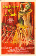 """Movie Posters:Comedy, Du Barry Was a Lady (MGM, 1943). One Sheet (27"""" X 41"""") Style D.. ..."""