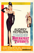"Movie Posters:Romance, Breakfast at Tiffany's (Paramount, 1961). One Sheet (27"" X 41"").Robert McGinnis Artwork.. ..."