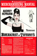 "Movie Posters:Romance, Breakfast at Tiffany's (Paramount, 1961). Pressbook (16 Pages,12.25"" X 18.75"").. ..."