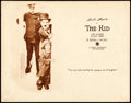 "Movie Posters:Comedy, The Kid (First National, 1921). Lobby Card (11"" X 14"").. ..."