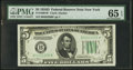Small Size:Federal Reserve Notes, Fr. 1960-B* $5 1934D Federal Reserve Note. PMG Gem Uncirculated 65 EPQ.. ...