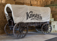 Knott's Covered Wagon (c. 1900s)
