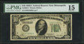 Fr. 2001-I $10 1928A Federal Reserve Note. PMG Choice Fine 15