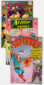 Superman-Related Group of 29 (DC, 1960s-70s) Condition: Average VG.... (Total: 29 Comic Books)