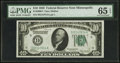 Fr. 2000-I $10 1928 Federal Reserve Note. PMG Gem Uncirculated 65 EPQ