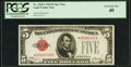 Small Size:Legal Tender Notes, Fr. 1525* $5 1928 Legal Tender Note. PCGS Extremely Fine 40.. ...