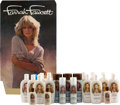 Movie/TV Memorabilia:Memorabilia, A Farrah Fawcett Collection of Hair Products, Circa 1970s-1999....(Total: 2 )