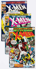 Bronze Age (1970-1979):Superhero, X-Men #108-143 Group (Marvel, 1977-81) Condition: Average FN/VF....(Total: 36 Comic Books)