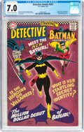 Silver Age (1956-1969):Superhero, Detective Comics #359 (DC, 1967) CGC FN/VF 7.0 Off-white to white pages....