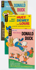 Bronze Age (1970-1979):Cartoon Character, Donald Duck-Related Group of 42 (Gold Key, 1969-78) Condition:Average VF.... (Total: 42 Comic Books)