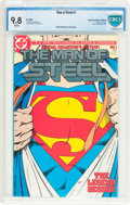 Modern Age (1980-Present):Superhero, Man of Steel #1 Special Collector's Edition (DC, 1986) CBCS NM/MT 9.8 White pages....
