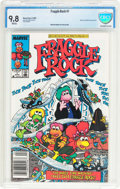Modern Age (1980-Present):Humor, Fraggle Rock #1 (Marvel, 1985) CBCS NM/MT 9.8 White pages....