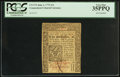 Colonial Notes:Connecticut, Connecticut June 1, 1773 20s Pen Cancel PCGS Very Fine 35PPQ.. ...