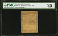 Colonial Notes:Continental Congress Issues, Continental Currency February 17, 1776 $1/2 PMG Very Fine 25.. ...