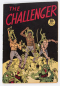 Golden Age (1938-1955):Non-Fiction, Challenger #2 (Interfaith Committee, 1945) Condition: ApparentVG....