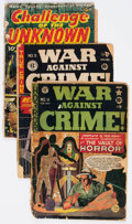 Golden Age (1938-1955):Miscellaneous, Golden Age Miscellaneous Reading Copies Comics Group of 36 (Various Publishers, 1940s-50s).... (Total: 36 Comic Books)