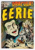Golden Age (1938-1955):Horror, Eerie #12 (Avon, 1953) Condition: VG....