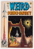 Golden Age (1938-1955):Science Fiction, Weird Science-Fantasy #24 (EC, 1954) Condition: FN/VF....